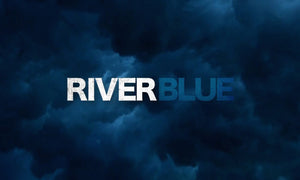 Watch River Blue