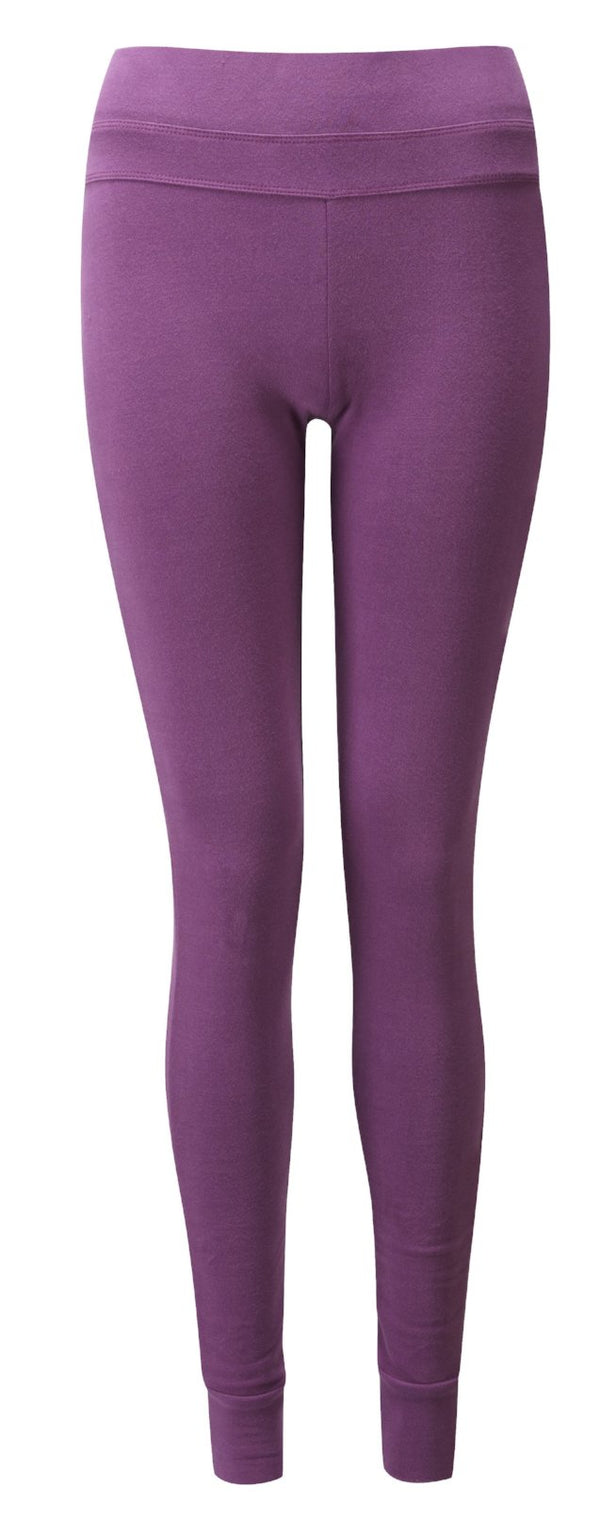 Organic Cotton Leggings Heather