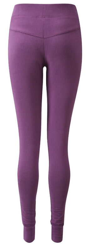 Organic Cotton Leggings Heather Pink