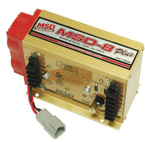 MSD 8-Plus Ignition Control