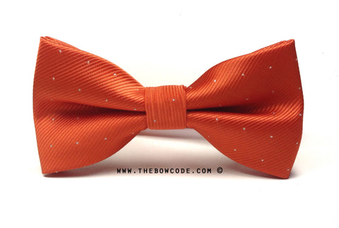 Orange Bow Tie Singapore
