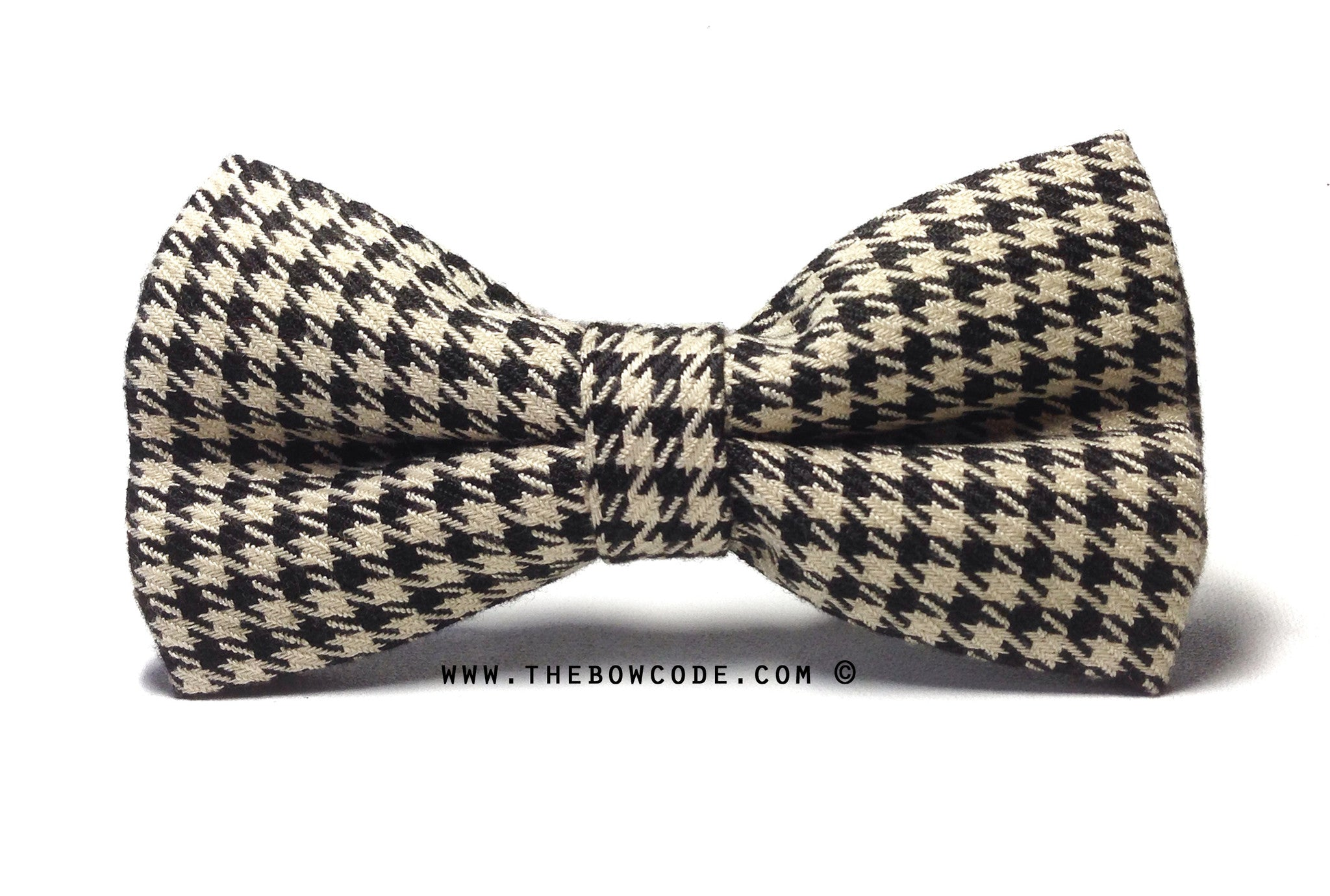 Houndstooth in mono