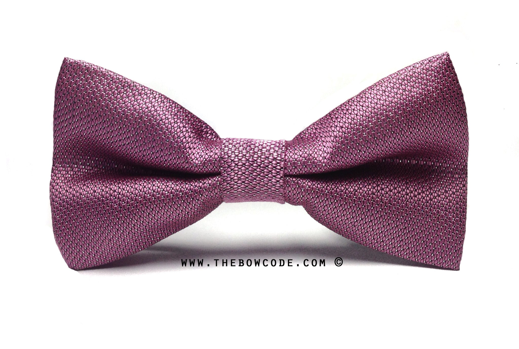 Purple Bow Tie Singapore