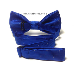Blue Formal Bow Tie Singapore