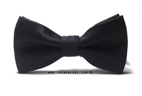 Black Classic Formal Bow Ties Singapore