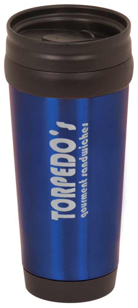 Stainless Travel Mug LTM011 - On Course - 1