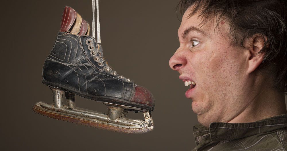 Why do my Skates Stink?