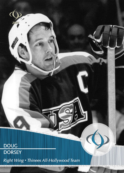 Team USA captain Doug Dorsey is part of our All-Hollywood Hockey team