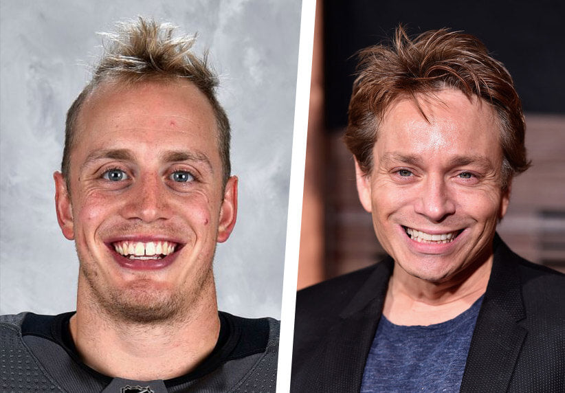 Nate Schmidt and Chris Kattan