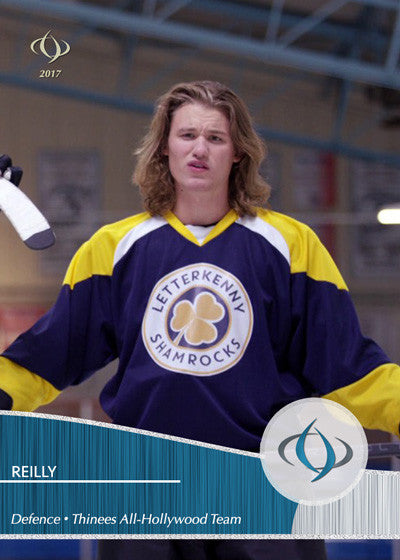 Reilly of the hit TV show Letterkenny