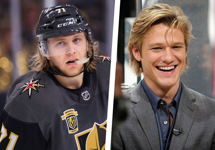William Karlsson and Lucas Till