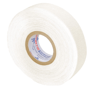White hockey tape from Sports Tape.