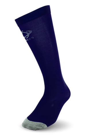 Thinees Navy Blue Hockey Socks