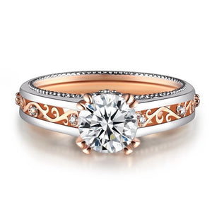 Vintage Rose Gold Ring