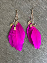Pocohantas Statement Earrings