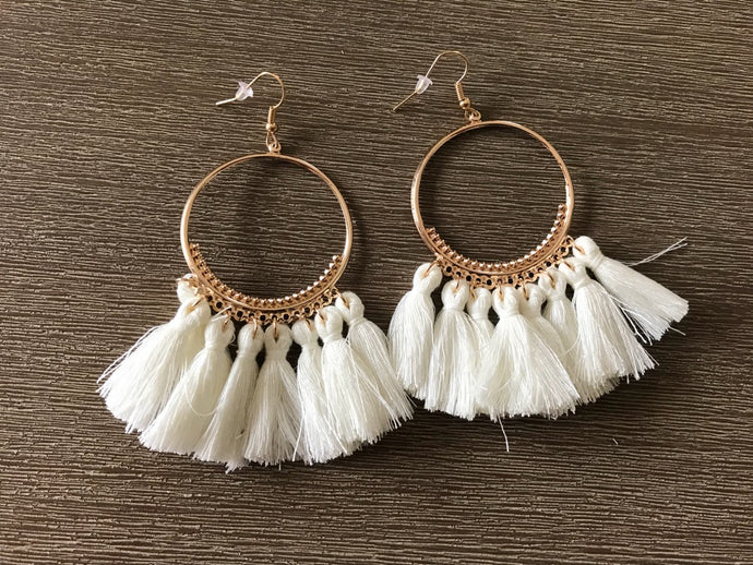 Bohemian Drop Earrings