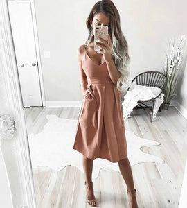 Sunseeker Blush Dress