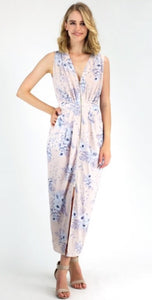 Desire maxi dress - light pink