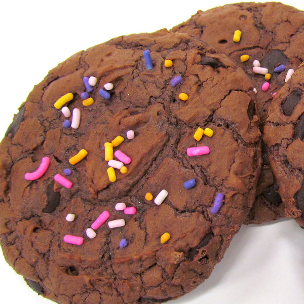 Chocolate Bliss Cookies