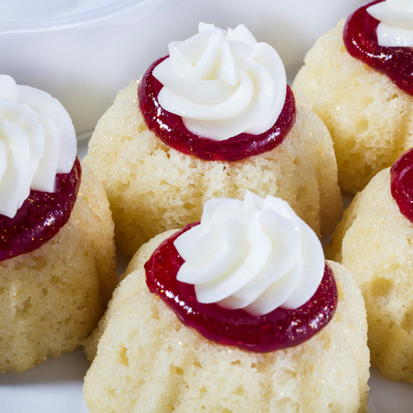 Lemon Raspberry Babycake