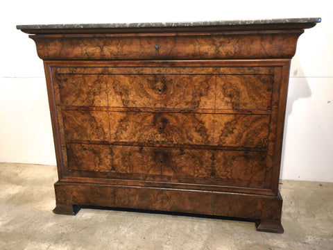 French Marble Commode