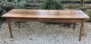 French Oak Farm House Table