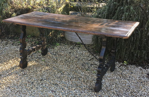 Spanish Walnut Table