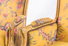 Pair French Fauteuil Armchairs