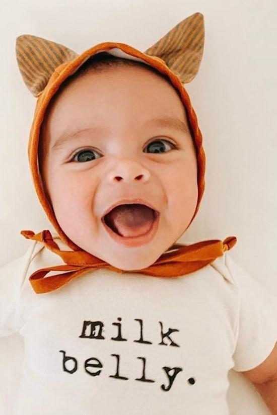Milk Belly Onesie