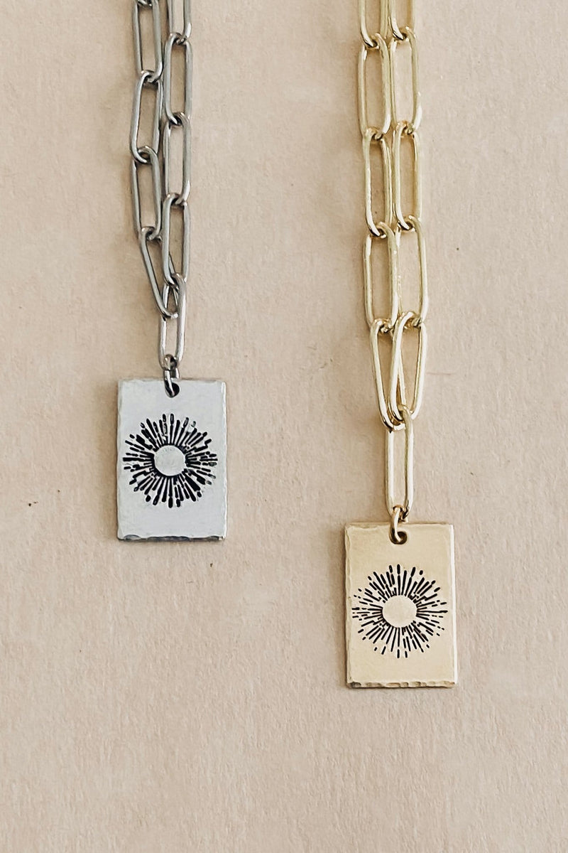 Sunny Necklace - VW Exclusive!