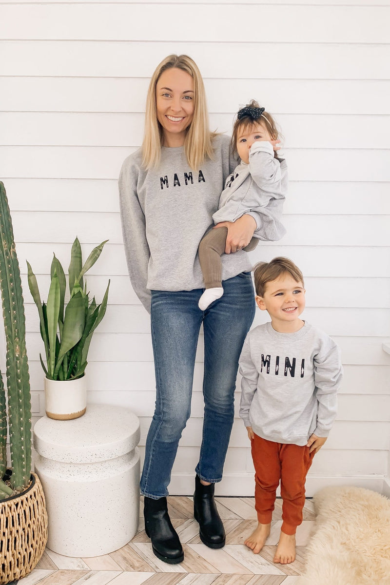 Mama Sweatshirt - Adult