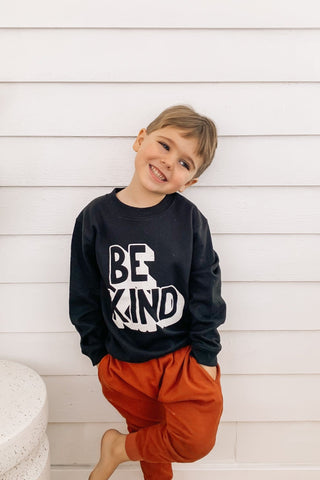 Be Kind Sweatshirt - Adult