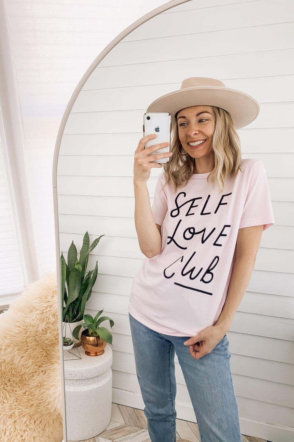 Self Love Club Tee