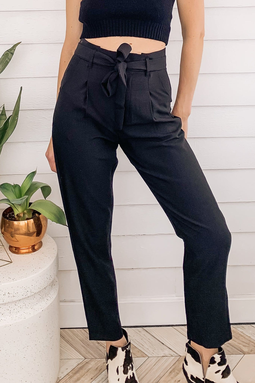 Lincoln High Rise Pant