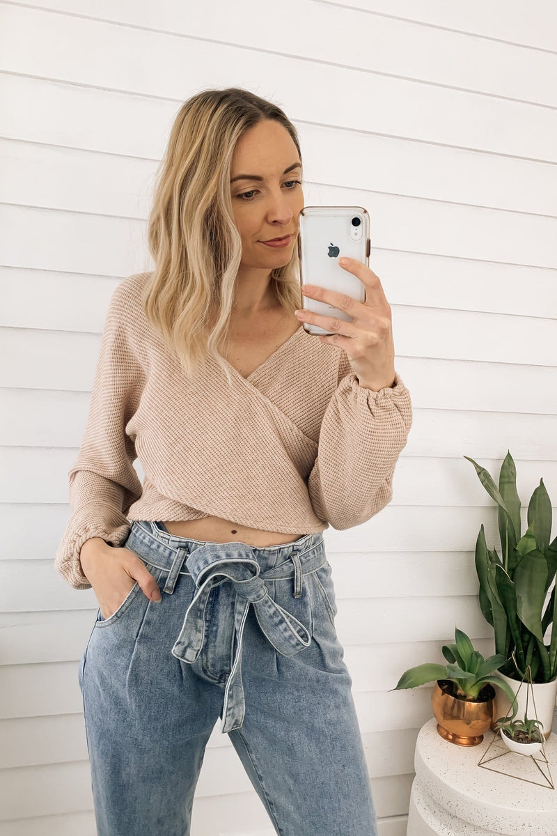 Irene Knit Top