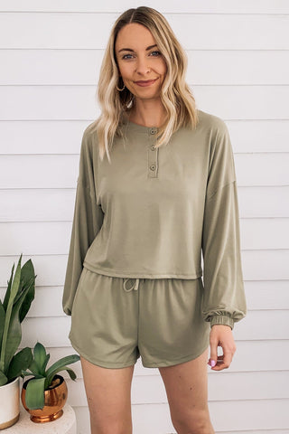 Sage Dreams Top
