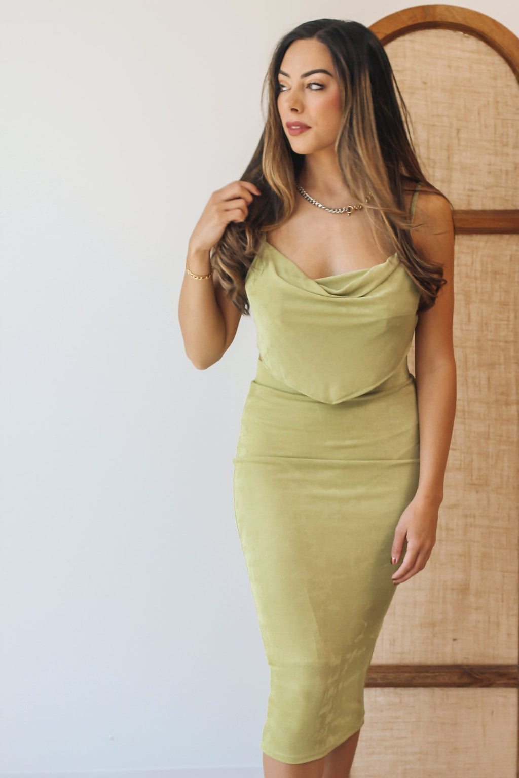 Be Ribbed Dress