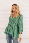 Scottie Blouse - Two Colors
