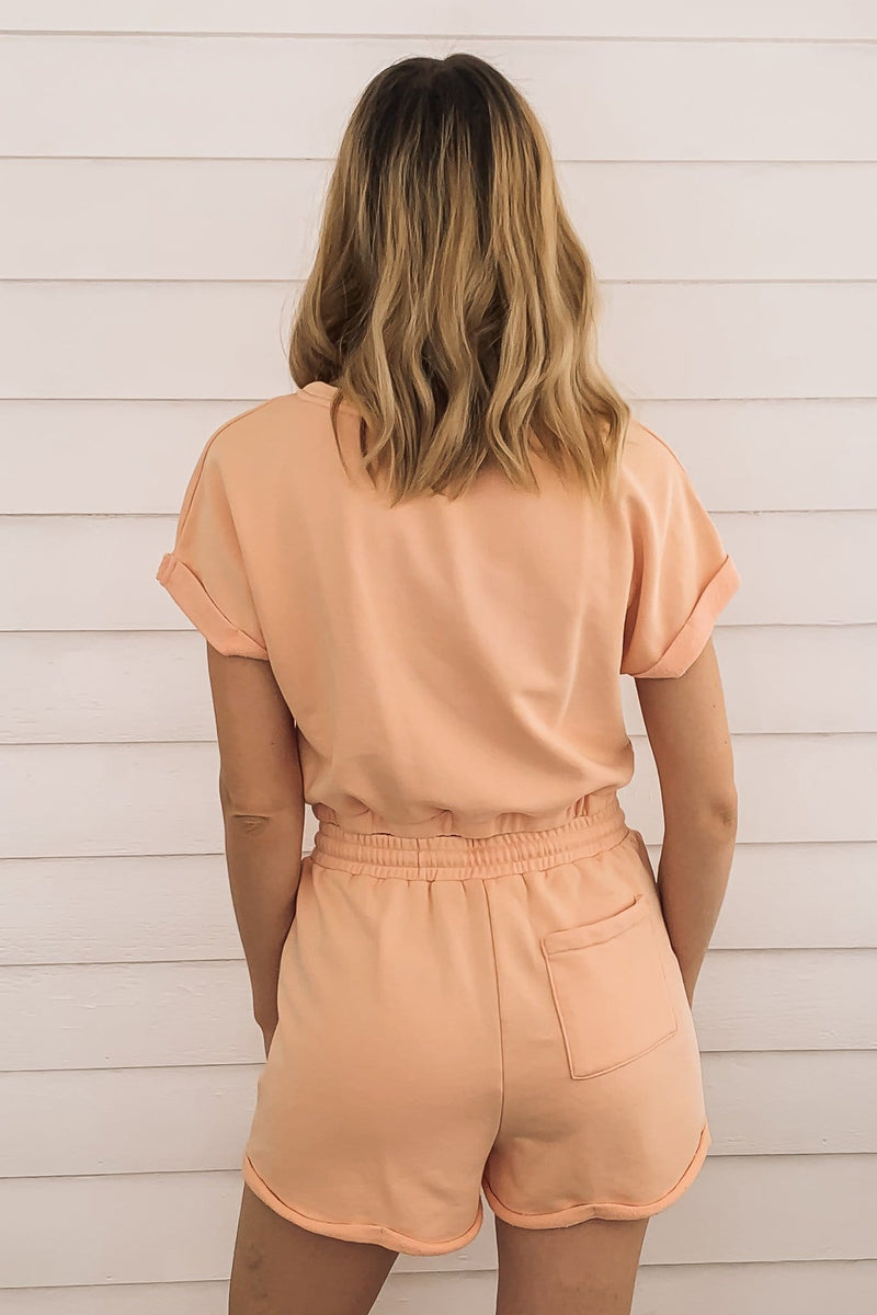 Peachy Dreams Short