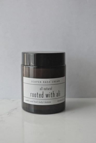 Rooted with Ali Diaper Rash Cream