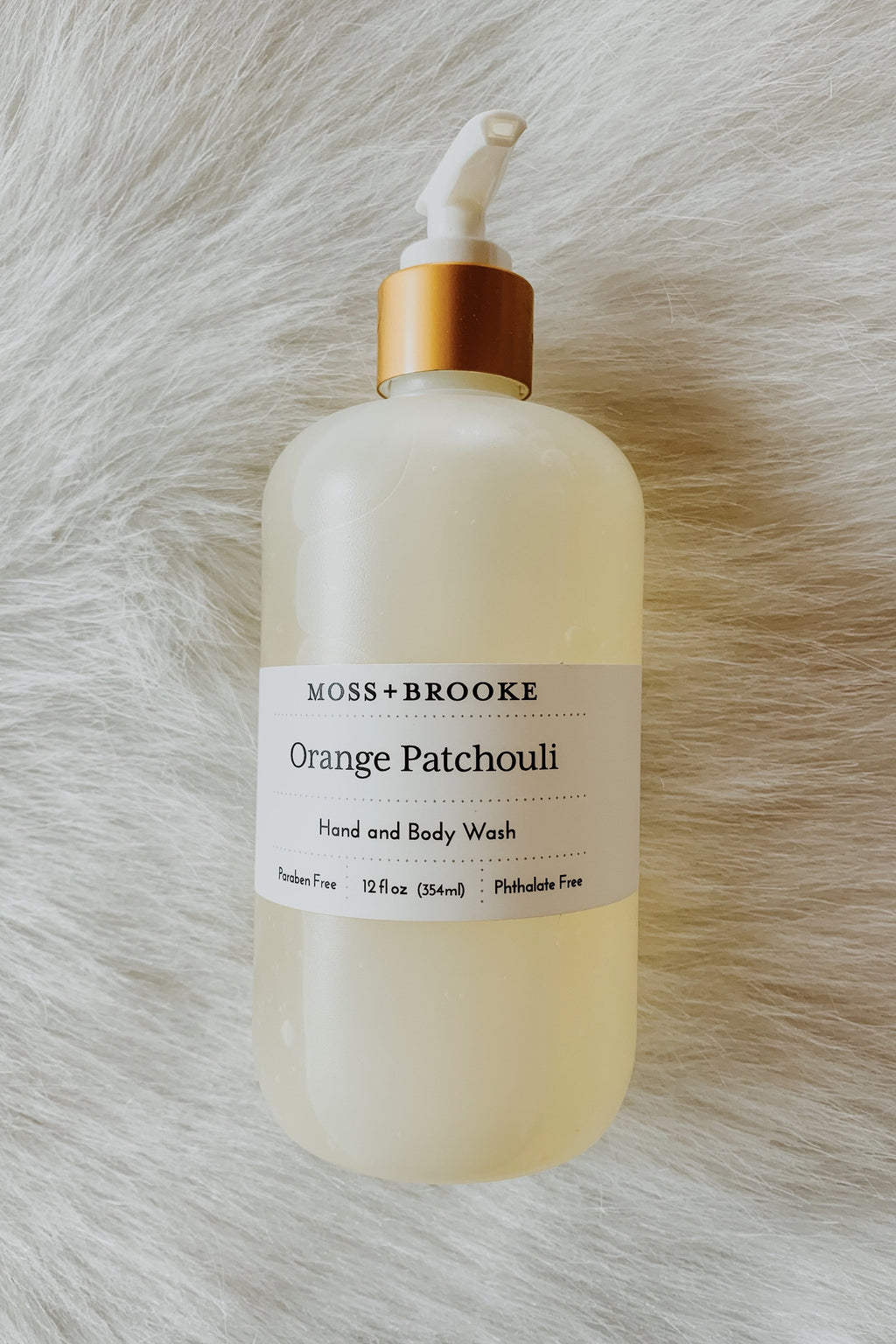 Moss & Brooke Body Wash