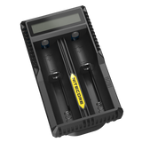 Nitecore UM20 Mini 2-bay USB Li-ion Battery charger