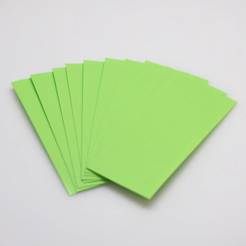 20700 PVC Heat Shrink Wraps - 10 pack - Neon Green