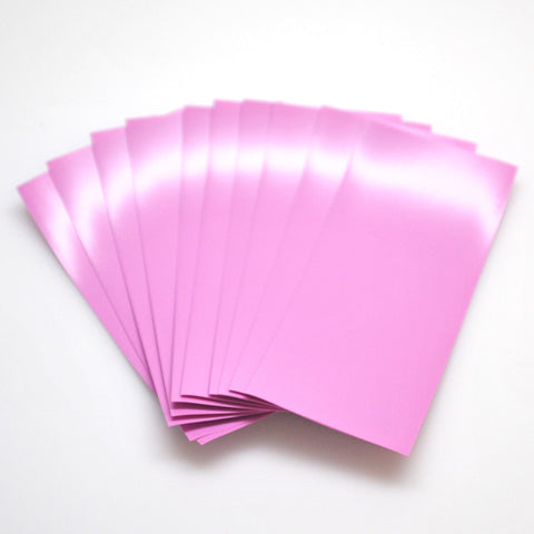 20700 PVC Heat Shrink Wraps - 10 pack - Pink