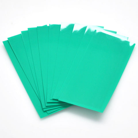 21700 PVC Heat Shrink Wraps - 10 pack - Dark Green