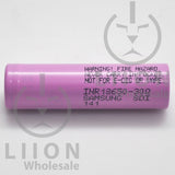 Samsung INR18650-30Q 15A 3000mAh Flat Top 18650 Battery - Genuine - Wholesale Discount