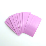 18650 PVC Heat Shrink Wraps - 10 pack - Lilac/Pink
