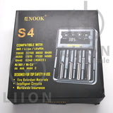 Enook S4 Battery Charger - Box