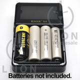 Enook S4 Battery Charger - With Batteries