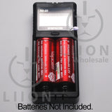 Gyrfalcon All-20 Battery Charger - w/ 26650 batteries